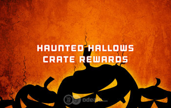 RL's Haunted Hallows Crate Reward List