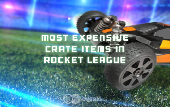 Most expensive Rocket League Crate Items