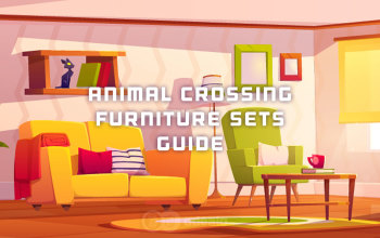 Animal Crossing New Horizons Furniture Sets Guide Odealo