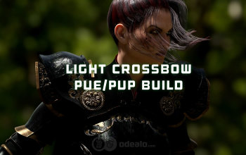 Light Crossbow Group PvP/PvE Albion Online build - Odealo