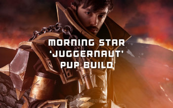 "Morning Star ""Juggernaut"" Tank PvP build"