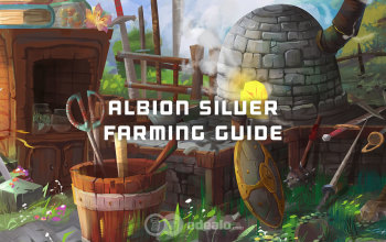 Albion Online Silver Farming Guide