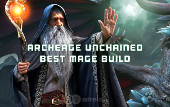 ArcheAge Unchained Mage/Caster DPS Build