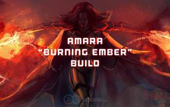 "Amara ""The Burning Ember"" Incendiary DPS Build for Borderlands 3"