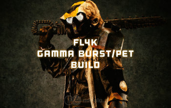FL4K Gamma/Burst Pet Build for Borderlands 3