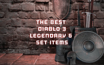 The Best Diablo 3 non-class specific Legendary and Set Items