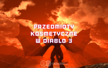 [PL]Przedmioty kosmetyczne w Diablo 3