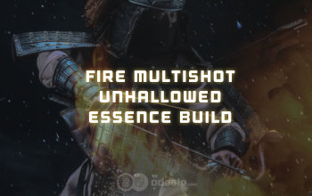 Multishot Unhallowed Essence Demon Hunter Build - Diablo 3 RoS