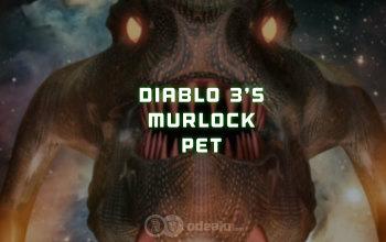 [PL]Diablo 3 Pets - Murloc