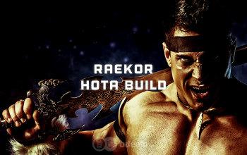 Raekor Set Hammer of the Ancients Barbarian build - Diablo 3
