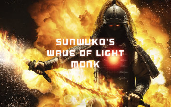 Sunwuko Wave of Light Monk Solo GR Season 13 Build - Diablo 3 RoS