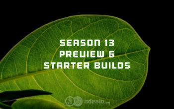 Diablo 3 Season 13 Preview and Starter Builds - Odealo