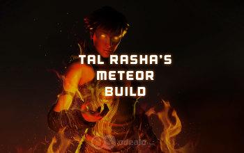 Tal Rasha's Meteor Wizard Build - Diablo 3 RoS