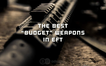 Escape from Tarkov the best Budget Weapons