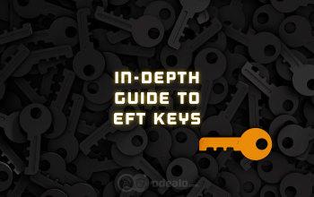 EFT Keys/Lab Keycards Guide with spawn locations
