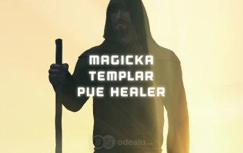 Magicka Templar The Best Healer Build in ESO - Updated 2019