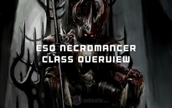 ESO Necromancer class and skills overview