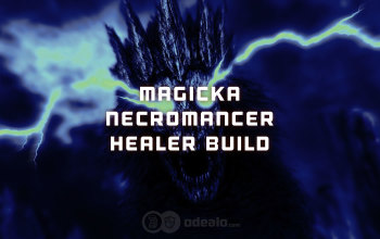 Magicka Necromancer Healer Build for ESO - Updated 2019