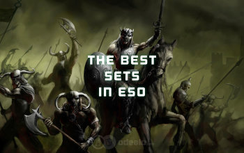 The Best ESO Sets for DPS, Tanks, and Healers - Elsweyr Update