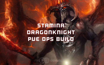 ESO Stamina Dragonknight PvE DPS build - Updated 2019