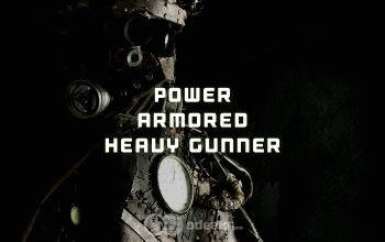 Power Armored Heavy Gunner - Fallout 76 Tank build