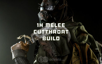 Fallout 76 Cutthroat 1H Melee build - Odealo