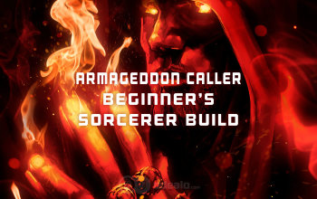 Armageddon Caller Beginner Sorcerer Build for Last Epoch
