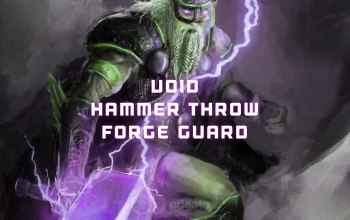 Hammer Throw Forge Guard Sentinel build for Last Epoch
