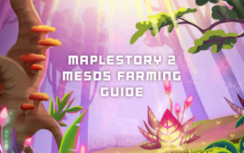 MapleStory 2 Mesos Farming Guide - How to earn Mesos in MS2