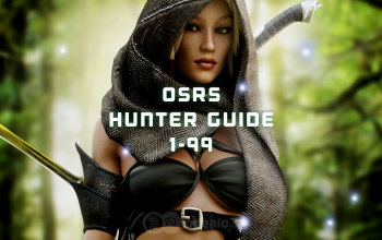 OSRS Hunter Guide: 1-99 Training - Old School Runescape