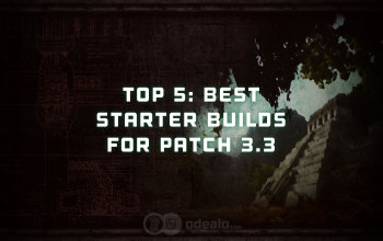 Top 5: Best Starter Builds for the Incursion Flashback Event Patch 3.3