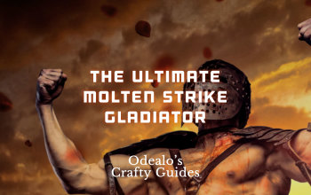 3 6]The Ultimate Molten Strike Gladiator - Odealo's Crafty Guide