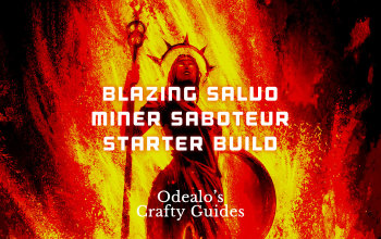 Blazing Salvo Miner Saboteur Starter Build