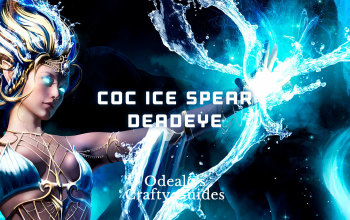 CoC Ice Spear Deadeye Build
