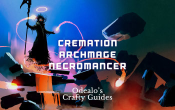 Cremation Archmage Necromancer Build