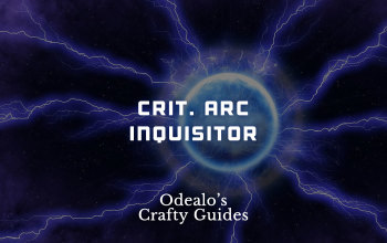 Arc Inquisitor Beginner Friendly Templar Build - Odealo's Crafty Guide