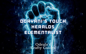 Doryani's Touch Herald Elementalist Build - Odealo's Crafty Guide