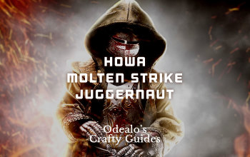 HoWA Molten Strike CI Juggernaut build