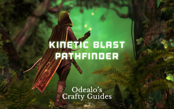 3 6]The Fastest PoE Build - Kinetic Blast Pathfinder