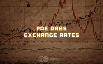 PoE Exalted Orbs and Chaos Orbs Exchange Rates PoE Currency