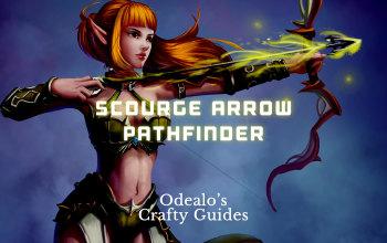 Scourge Arrow/Toxic Rain Pathfinder build - Odealo's Crafty Guide