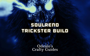 Soulrend/Bane Trickster Shadow build