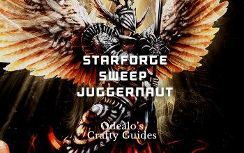 Starforge Sweep Juggernaut Sick AoE Build