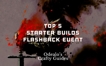 Top 5: Best Starter Builds for the PoE's Flashback Event