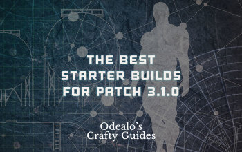 Best Starter Builds for Path of Exile's 3.1.0 Patch