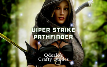 3 7]Viper Strike/Herald of Agony Pathfinder build - Odealo's
