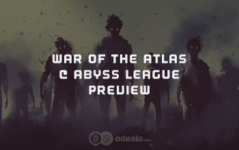 War for the Atlas and the Abyss League Preview