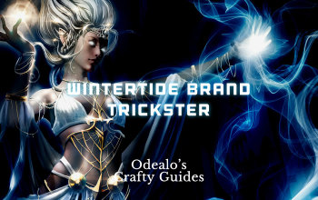 Wintertide Brand Trickster CI/DoT Build