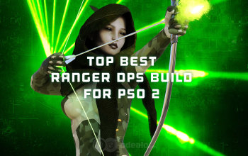 The Best Ranger/Hunter DPS Build for PSO2