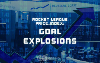 Rocket League Goal Explosions Price Index - Odealo